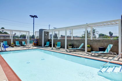 Pool | Home2 Suites by Hilton Azusa