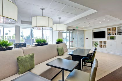 Lobby | Home2 Suites by Hilton Azusa