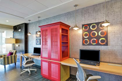 Business Center | Home2 Suites by Hilton Baytown