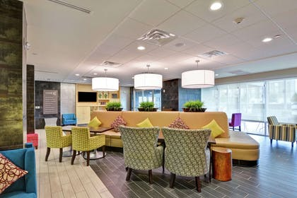 Lobby | Home2 Suites by Hilton Baytown