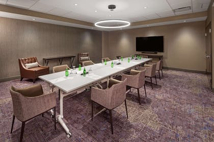 Meeting Room | DoubleTree by Hilton Halifax Dartmouth
