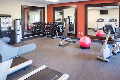 Health club | Hampton Inn & Suites at Wisconsin Dells Lake Delton