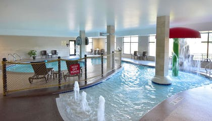 Pool | Hampton Inn & Suites at Wisconsin Dells Lake Delton