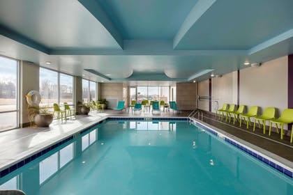 Pool   Home2 Suites by Hilton Olive Branch