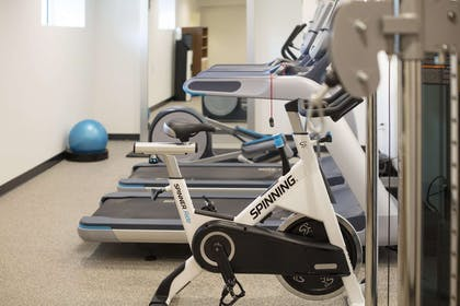 Health club | Hotel Skyler Syracuse, Tapestry Collection by Hilton