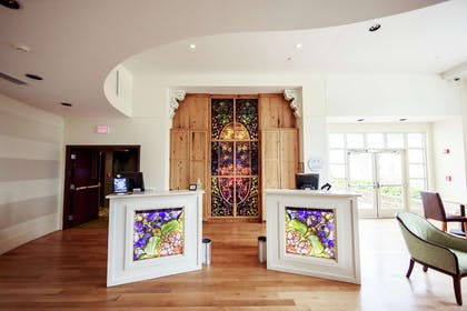 Reception | Hotel Skyler Syracuse, Tapestry Collection by Hilton