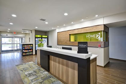 Reception | Home2 Suites By Hilton Maumee Toledo