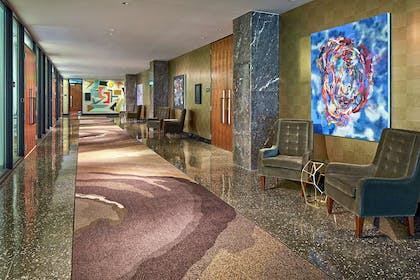 Meeting Room   The Statler Dallas Curio Collection By Hilton