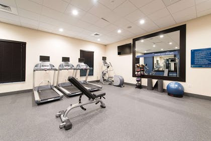 Health club | Hampton Inn & Suites Fayetteville