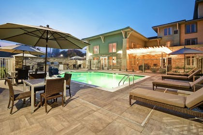 Pool | Homewood Suites by Hilton Pleasant Hill Concord