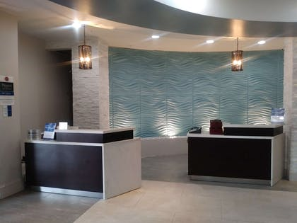 From the moment you enter our hotel, our devoted 24-hour front desk staff will make you feel welcome. | Best Western Premier Jacksonville Hotel