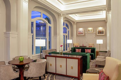 Meeting Room | The Virginian Lynchburg, Curio Collection by Hilton