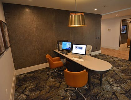 Business Center | Homewood Suites by Hilton Saratoga Springs