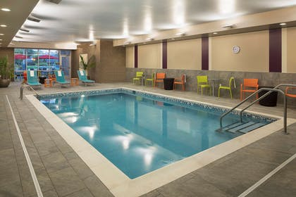 Pool | Home2 Suites by Hilton Mishawaka South Bend, IN