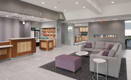 Reception   Homewood Suites by Hilton Topeka