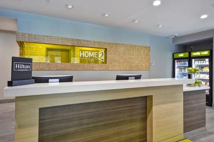 Reception | Home2 Suites by Hilton Jackson