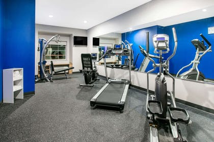 Health club | Microtel Inn and Suites by Wyndham Lubbock