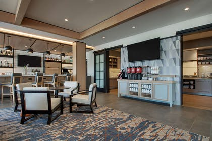 Breakfast Area | Hyatt House Oak Brook
