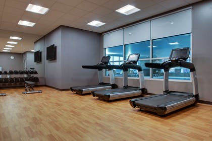 Health Club | Hyatt House Oak Brook