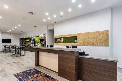 Reception | Home2 Suites by Hilton Fort Worth Northlake