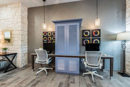 Business Center | Home2 Suites by Hilton Fort Worth Northlake