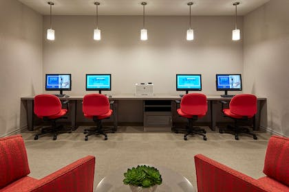 Business Center | Homewood Suites by Hilton Long Beach Airport