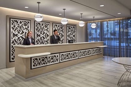 Reception | Homewood Suites by Hilton Long Beach Airport