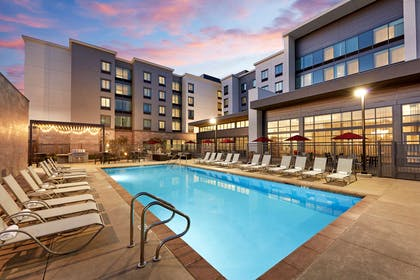 Pool | Homewood Suites by Hilton Long Beach Airport