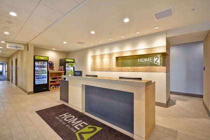 Reception | Home2 Suites by Hilton Hanford Lemoore