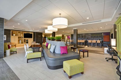 Lobby | Home2 Suites by Hilton Hanford Lemoore