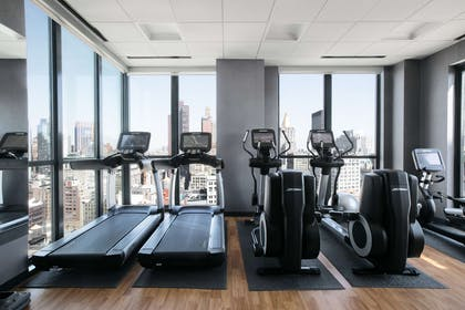Health Club | Hyatt House New York/Chelsea