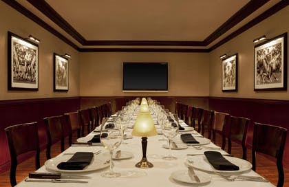 Shula's Steak House - Private Dining Room | Sheraton Grand Chicago