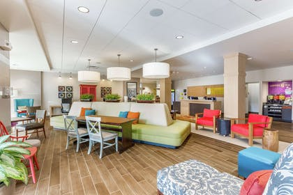 Lobby | Home2 Suites by Hilton Albany Airport/Wolf Rd