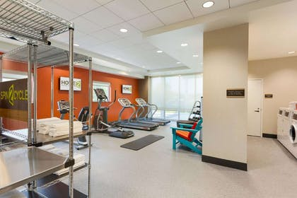 Health club | Home2 Suites by Hilton Albany Airport/Wolf Rd