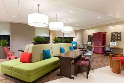 Reception   Home2 Suites by Hilton Albany Airport/Wolf Rd