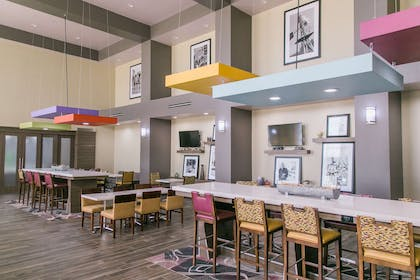 Restaurant | Hampton Inn & Suites Amarillo East