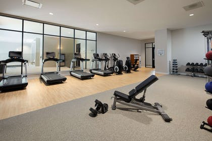 Health club | Embassy Suites Amarillo Downtown