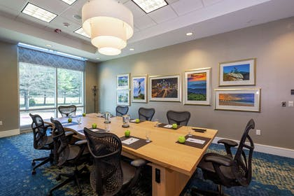 Meeting Room | Hilton Garden Inn Asheville Downtown