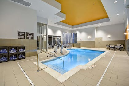 Pool | Homewood Suites by Hilton Birmingham Downtown Near UAB