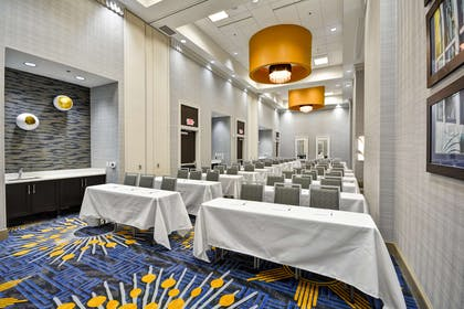 Meeting Room | Homewood Suites by Hilton Birmingham Downtown Near UAB