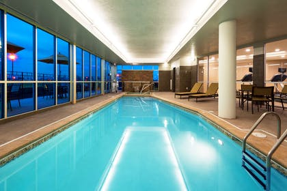 Pool | DoubleTree by Hilton West Fargo Sanford Medical Center Area