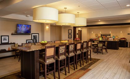 Breakfast Area | Hampton Inn Mesa Verde/Cortez