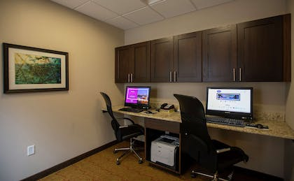 Business Center | Hampton Inn Mesa Verde/Cortez