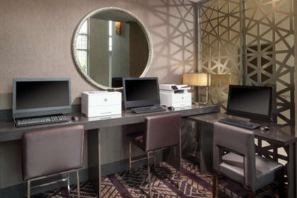 Business Center | Embassy Suites By Hilton Charlotte Uptown