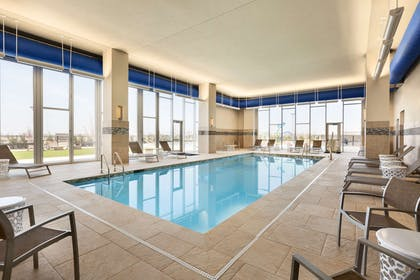 Pool   Embassy Suites by Hilton Denton Convention Center