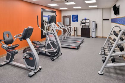 Health club | Hampton Inn Emporia