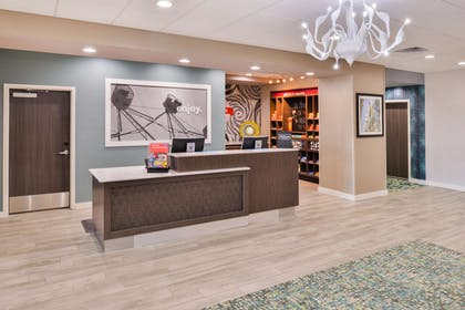 Reception | Hampton Inn Emporia