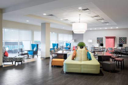 Lobby   Home2 Suites by Hilton Ft. Lauderdale Airport-Cruise Port