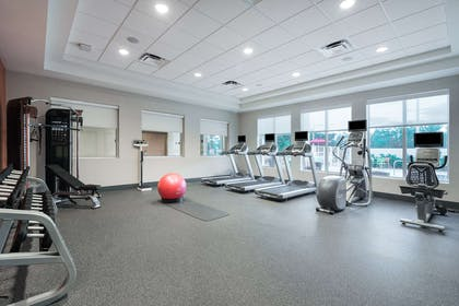 Health club fitness center gym   Home2 Suites by Hilton Ft. Lauderdale Airport-Cruise Port