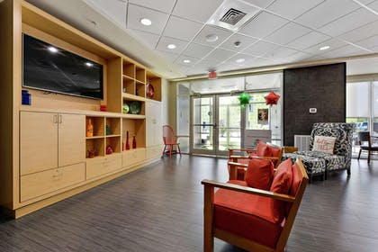 Lobby | Home2 Suites by Hilton Gulfport I-10